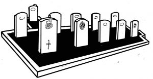 War Graves, Oorlogsgraven